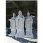 石雕孔子像 2米孔子雕像 石雕人物定制厂家