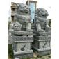 優質石雕獅子 惠安石獅子廠家 寺廟石獅子雕刻