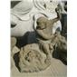 人物雕刻 景观雕刻 景观石雕