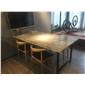 梦幻棕会议桌