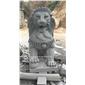 石雕獅子廠家 傳統石雕獅子 門前石獅子
