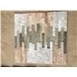 粉白请色文化石 天然石材 专业加工 厂家直销  大量批发  13290629701
