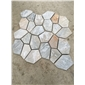 黄木纹文化石 碎拼文化石 冰裂纹 龟裂纹 碎拼 厂价直销大量批发