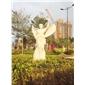订做天使雕塑 西方四季女神人物 欧式雕塑