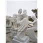 抽象雕塑 石雕抽象 人物抽象