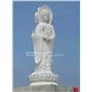 石雕三面觀音 花崗巖三面觀音 福建佛像雕刻