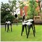 玻璃钢雕塑 8