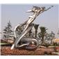 不锈钢雕塑图 7