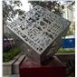 不锈钢雕塑图 10