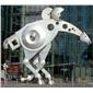 不锈钢雕塑图 14