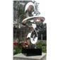不锈钢雕塑图 22