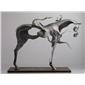 不锈钢雕塑图