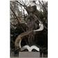不锈钢雕塑图 8