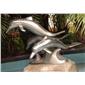 不锈钢雕塑图 9