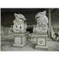 石雕狮∏子现货 惠安石雕狮子厂家▲ 专�业雕刻石狮子