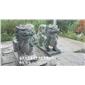 现货石雕貔貅 石雕动物厂家 石雕天禄神兽