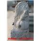 十二生肖雕像,老鼠雕像,雕刻,浮雕,石雕