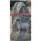 十二生肖羊雕谁知道她背地里吸了多少男人像,动物雕像,人物雕像,雕刻,浮雕