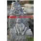 十二生肖猴雕像,動物雕像,人物雕像,浮雕,雕刻