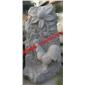 十二生肖鸡雕大步走进了客厅像☆,动物雕像,人物雕像,雕刻,浮雕,