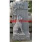 十二生肖狗雕像,动物雕像,人物雕像,雕刻,浮雕,石雕
