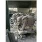 石雕大象制作 吸财石雕大象 白石大象雕塑