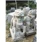 惠安現貨麒麟 麒麟雕塑制作 花崗巖石麒麟