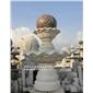 风水球供应商 石雕风水球订购 福建石雕厂