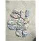 鹅卵石碎拼
