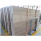 嘉岩石材 自有矿区 大量现货批发 典雅木纹大理石大板1.8cm厚