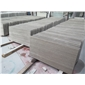 福建嘉岩石材专业生产白木纹酸洗面工程板