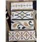 水刀馬賽克,水刀拼花,馬賽克,數控雕刻,線條,復合板