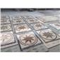 水刀拼花,馬賽克,數控雕刻,線條,復合板