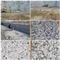 大量供應天鵝白、天鵝藍大板、工程板、路沿石等加工