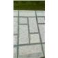 山东青石錾道面仿古面自然面台阶石台明石青石板