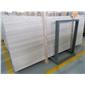 2.0cm厚超白底白木纹大板
