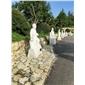 花岗岩石雕二十四孝石像群24孝人像