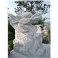 石雕龙雕塑龙头石像动物石雕雕塑
