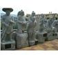 厂家二十孝石雕雕塑石刻