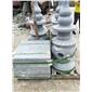 厂家设计石塔水塔水池放石塔西湖塔三潭印月石葫芦青石仿古