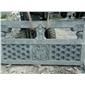 道路两侧河道石栏杆石护栏石栏板雕刻栏板浮雕透雕工艺产量大价格低