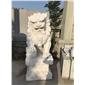 石雕石雕石狮子北京狮子南方狮子雄狮跑狮镇宅辟邪青石仿古雕塑