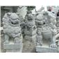 门口石狮子石雕狮子南方狮子北京狮子镇宅辟邪青石仿古雄狮跑狮