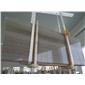 贵州灰木纹大板 板面极佳