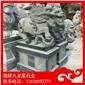石雕麒麟加工厂 石雕小麒麟一对价格 惠安石雕