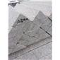 五莲红三角形装饰块
