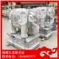石雕大象定制厂家 寺庙神兽石雕 芝麻白大象