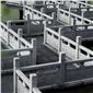 栏杆 青石栏杆 河道栏杆 雕刻石栏杆 仿古栏杆