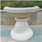 锈石花钵 黄金麻花钵花盆  黄金麻花盆 喷泉