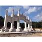 石雕牌坊系列:石雕牌坊,牌楼,石牌楼,石牌坊,贞洁牌坊,忠孝牌坊,石门,山门,亭台楼阁等。